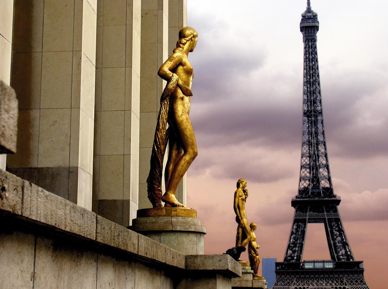 Trocadero, París.