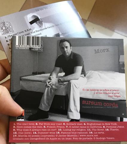 Contraportada CD