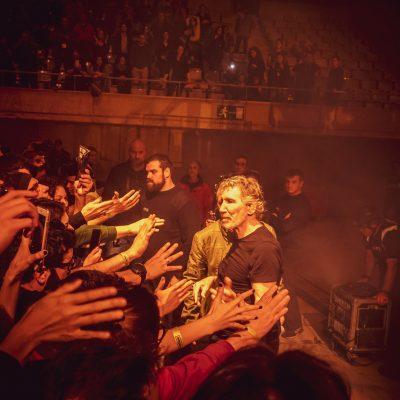 Roger Waters en Palau Sant Jordi de Barcelona