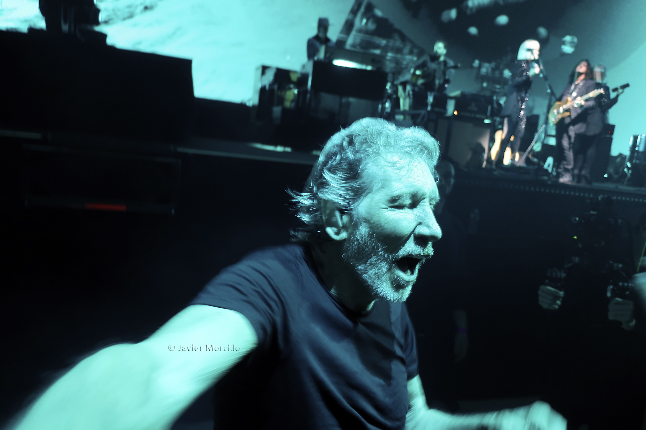 Roger Waters en Barcelona