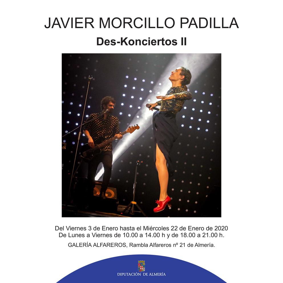 Cartel de la Exposición en Diputación de Almería