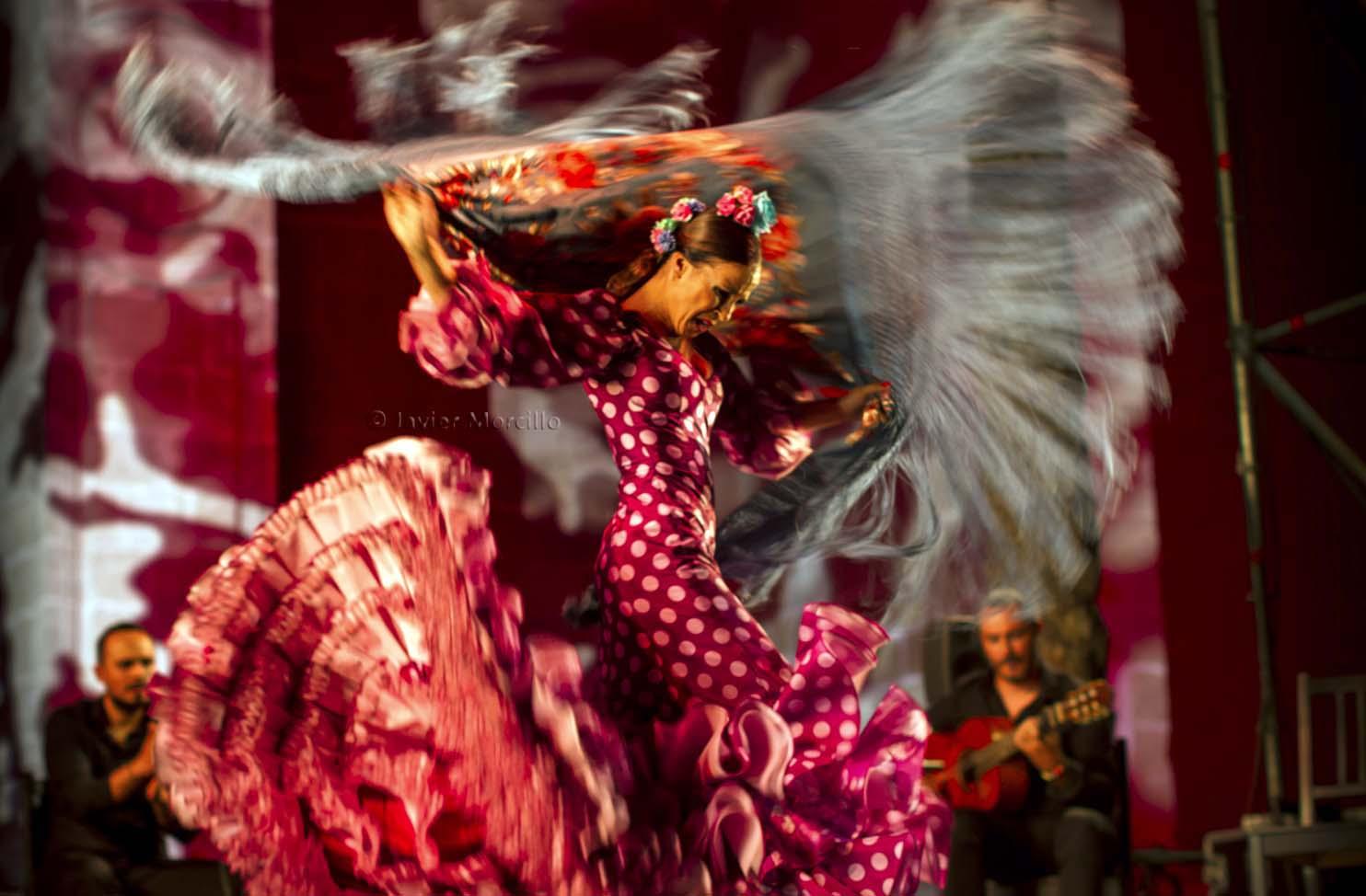 Rocío Garrido en 51 Festival de Flamenco
