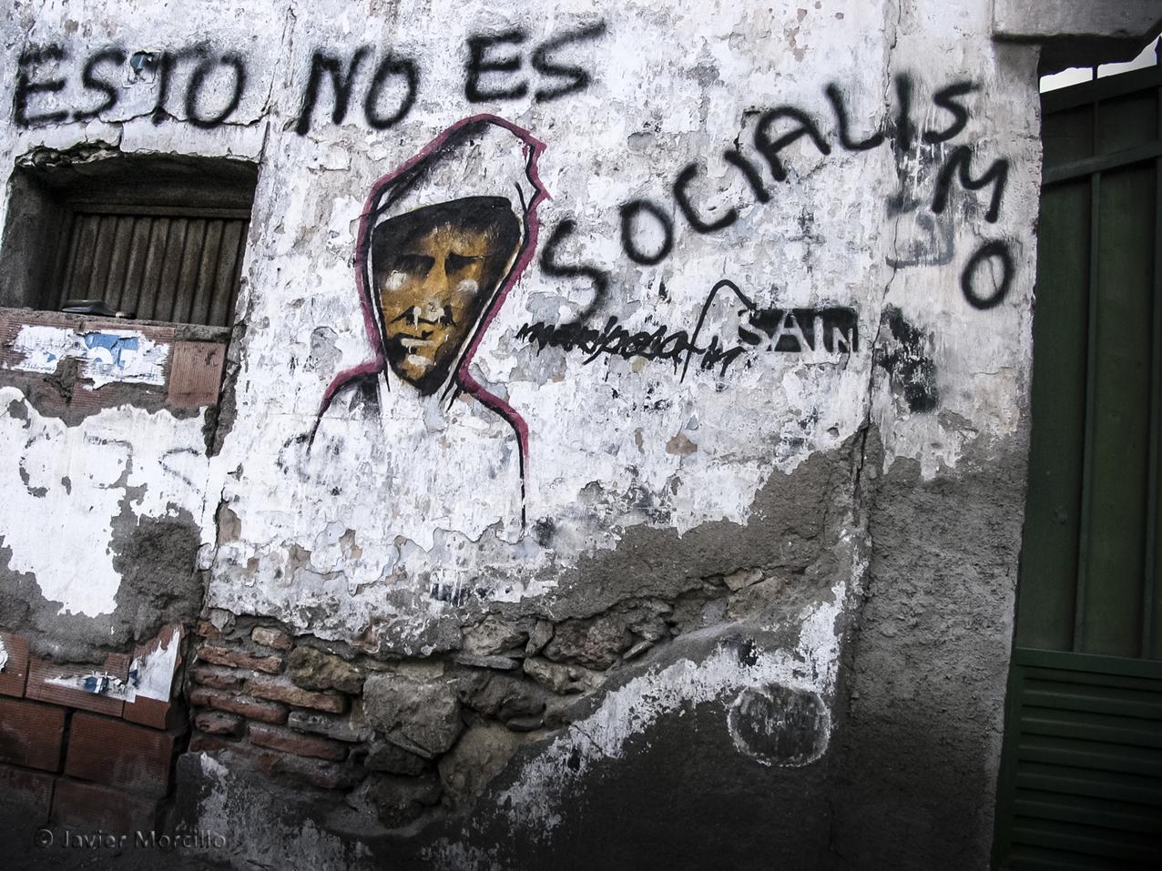 Grafiti en Almería.