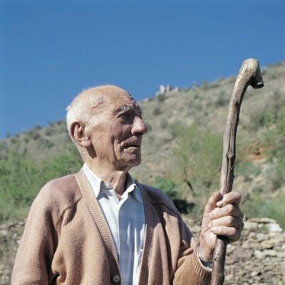 Mi abuelo José.