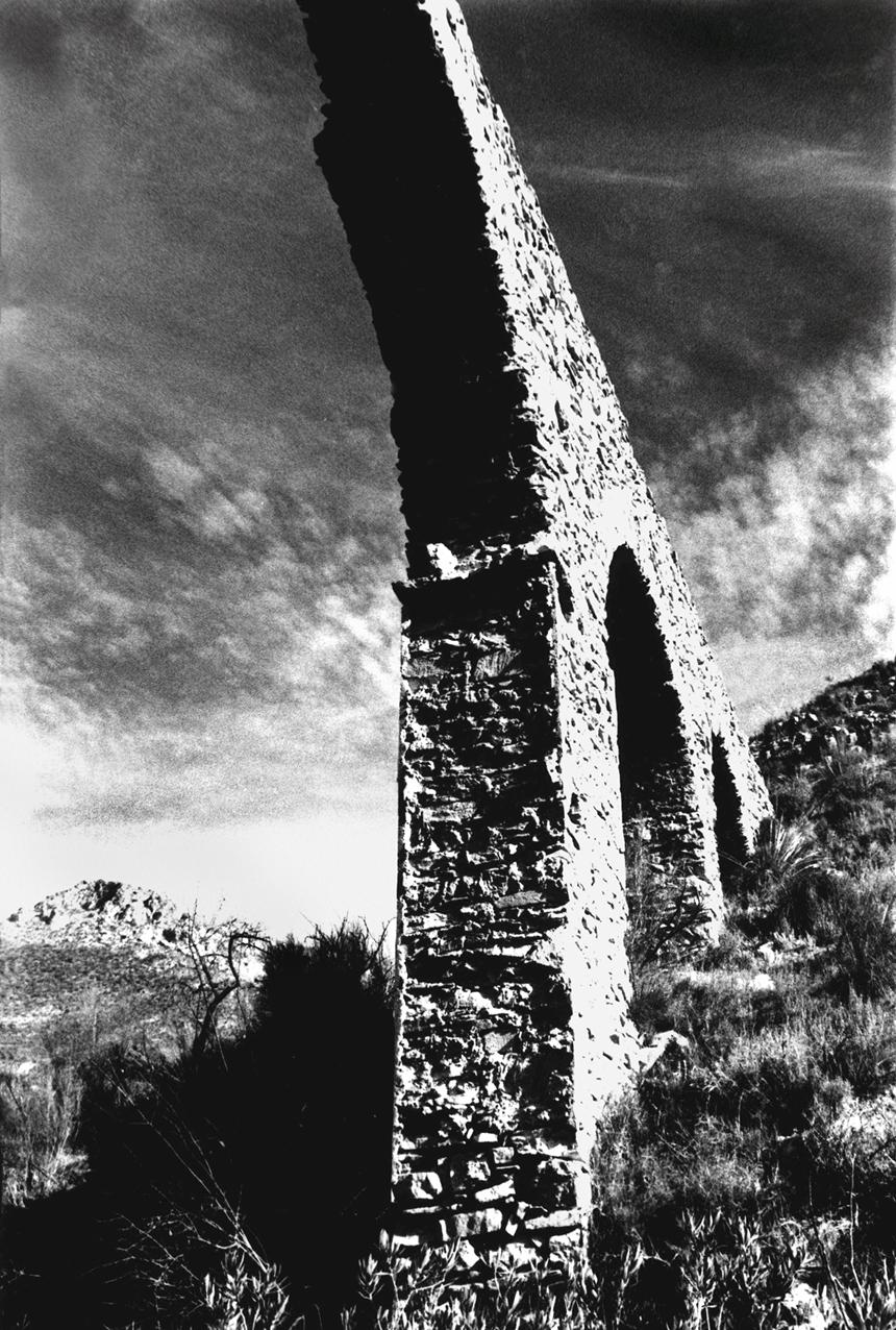 Los Arcos de Albanchez, Almería.