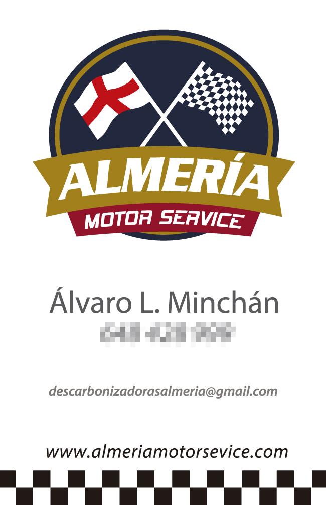 Tarjeta para Motor Service
