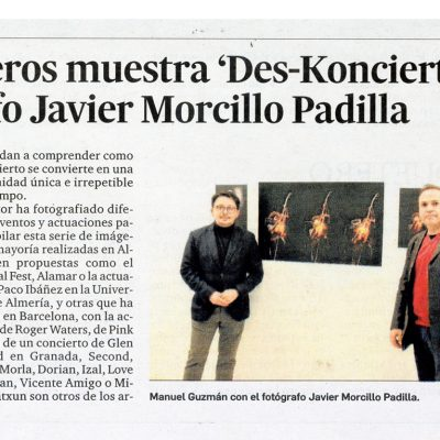 Diario de Almería. Exposición