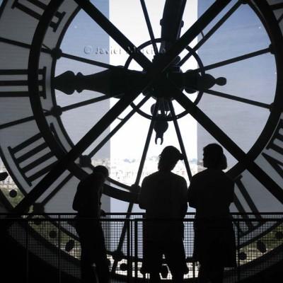Museo de Orsay en París.