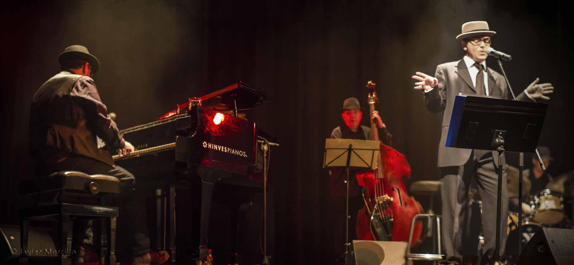 La Taberna del Piano en Teatro Apolo.