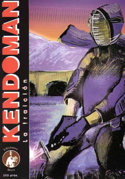 Portada de Kendoman.
