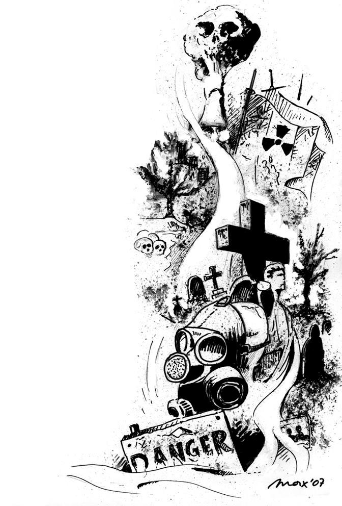 Ilustración para la revista de la EOI.