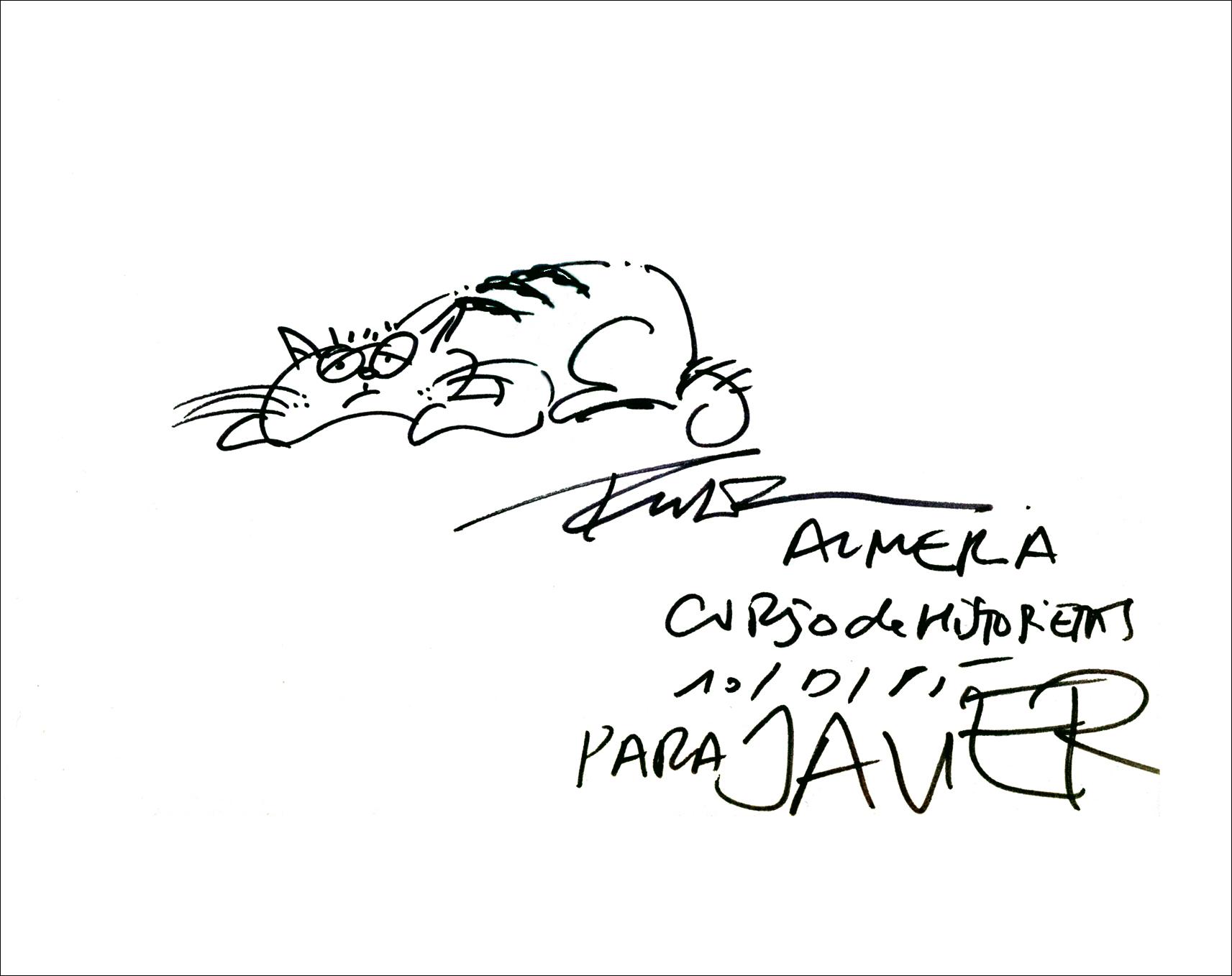 Curso de Historietas de Rubén Garrido.