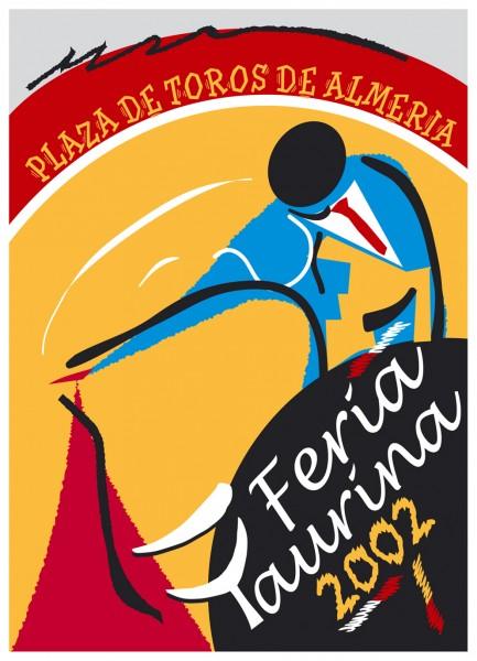 Cartel de Feria Taurina a concurso.